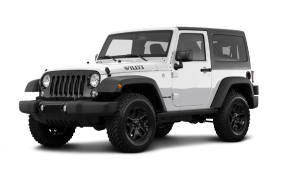 New 2018 Jeep Wrangler 2 Door Willys Wheeler 45640 0 Grenier Chrysler Dodge Jeep 18 1051