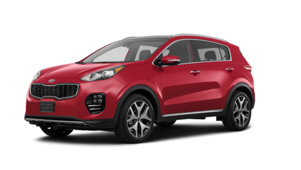 2018 Kia Sportage SX TURBO AWD W/CANYON BEIGE
