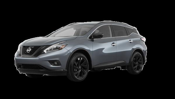 2018 Nissan MURANO S/SL/SV/PLATINUM