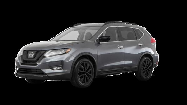2018 Nissan ROGUE SV MIDNIGHT EDITION, AWD