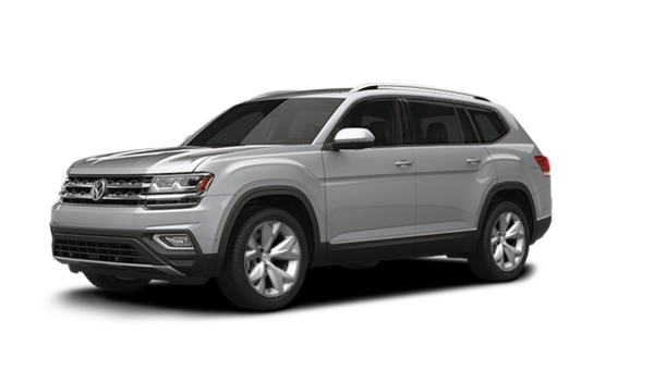2018 Volkswagen Atlas HIGHLINE 3.6L V6 4MOTION