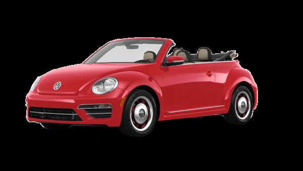 2018 Volkswagen Beetle CONV COAST