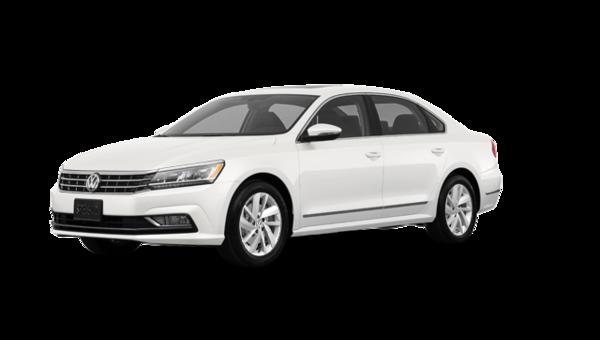 2018 Volkswagen Passat COMFORTLINE 2.0 TSI 6-SPEED AUTOMATIC