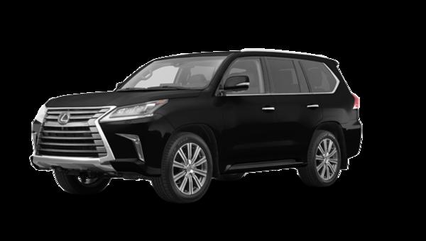 Lexus LX570 8A 2019