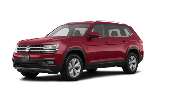 2019 Volkswagen Atlas COMFORTLINE 3.6L V6 4MOTION