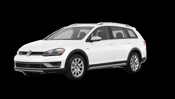 2019 Volkswagen GOLF ALLTRACK EXECL 1.8 TSI 170HP 6SP DSG AUTO TIP 4MO