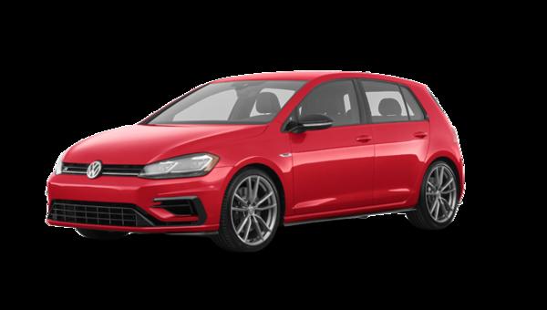 2019 Volkswagen Golf R 2.0TSI 288HP 7SP DSG AUTO 4MOTION