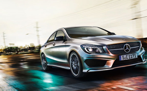 Mercedes-Benz CLA 2014 – Une CLS abordable