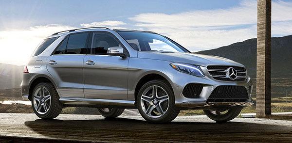 Mercedes-Benz GLE 2016 : renouveau