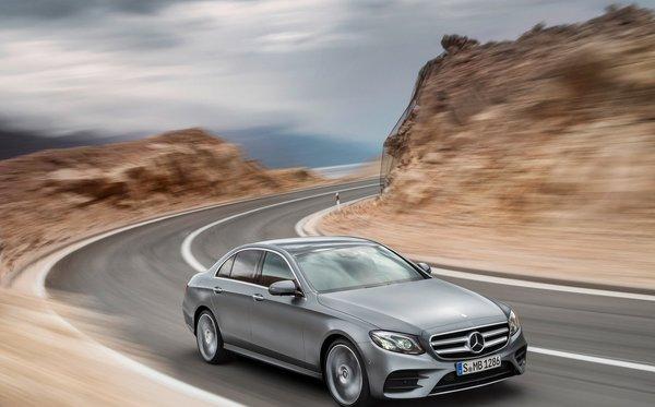 Mercedes-Benz présente la nouvelle E 43