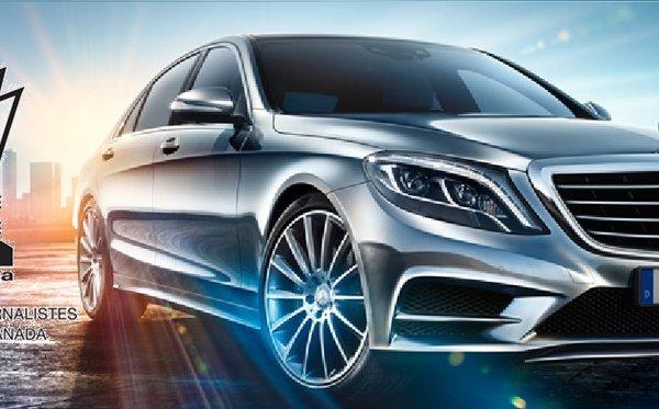 La Mercedes-Benz Classe S 2014 nommée meilleure voiture de prestige par l'AJAC