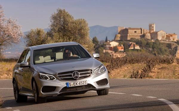 Mercedes-Benz E250 Bluetec 2014 – Luxe économique