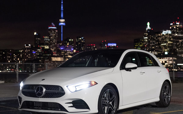 La Nouvelle Mercedes Benz Classe A 2019 Officiellement Arrivee Au
