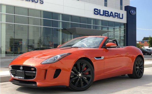 2014 Jaguar F-Type Convertible S