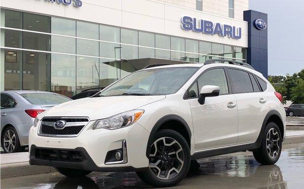 2016 Subaru Crosstrek Limited Pkg CVT w/ Tech Pkg