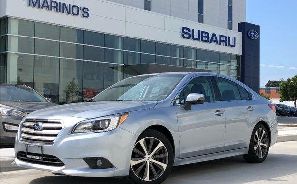2016 Subaru Legacy Sedan 2.5i Limited w/ Tech at