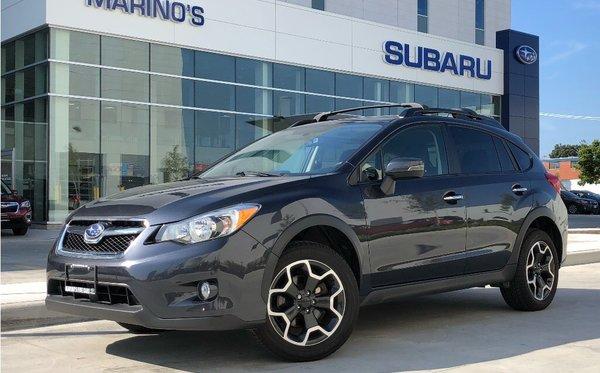2015 Subaru XV Crosstrek Limited Pkg 5sp