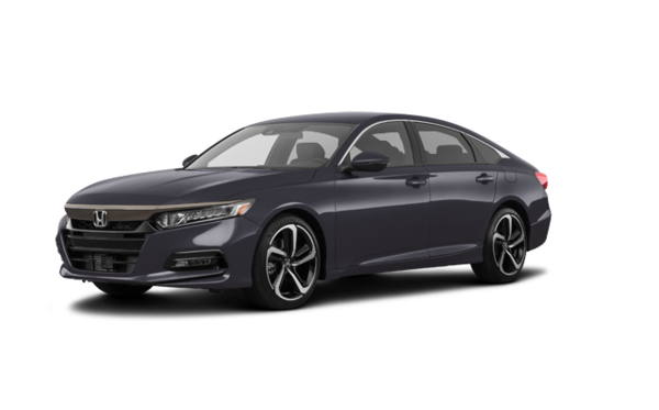 2019 Honda Accord Sedan 2.0 Sport 10AT