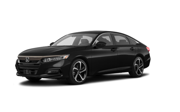 2019 Honda Accord Sedan Sport MT