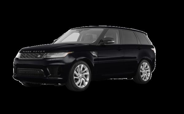 2019 Land Rover Range Rover Sport V8 Supercharged Dynamic