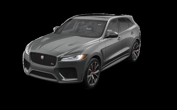 2020 Jaguar F-Pace SVR AWD