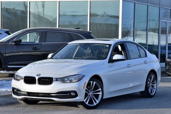 Used 2016 Bmw 3 Series 320i Xdrive Sport Pack Bas Km In Montreal Laval And South Shore P7375