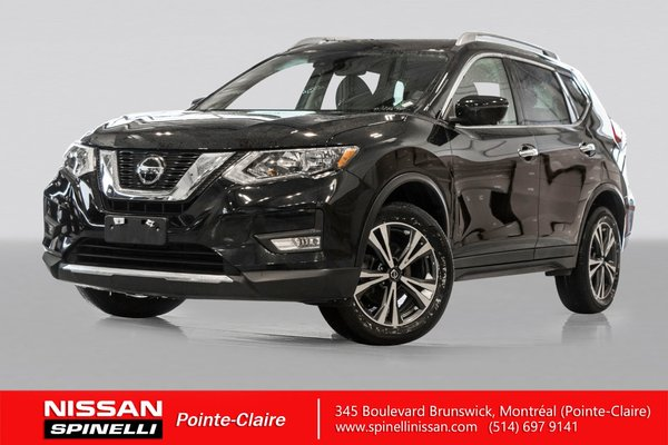 Used 2019 Nissan Rogue Sv Tech Awd In Montreal Laval And South Shore P7976