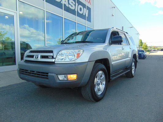 Used 2003 Toyota 4runner Sr5 V8 Propre For Sale In Montreal 96563a Spinelli Honda Lachine