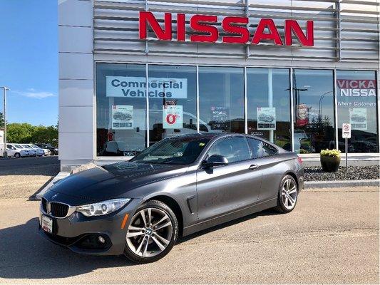 2014 BMW 428i XDrive *local trade*