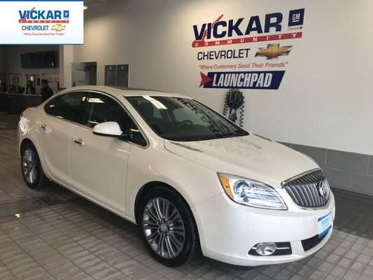 2014 Buick Verano BOSE AUDIO, SUNROOF, NAVIGATION, LEATHER  - $113.52 B/W