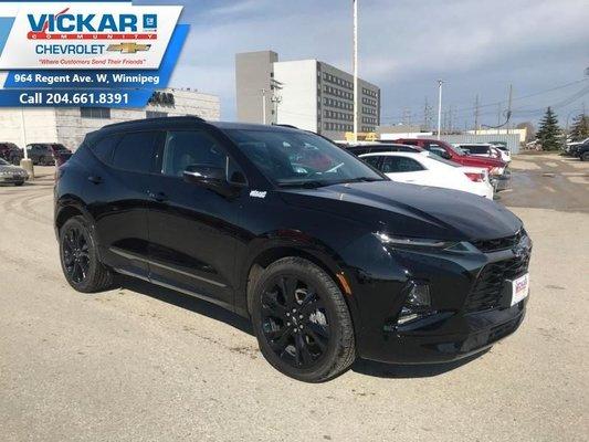 2019 Chevrolet Blazer RS  - $351.62 B/W