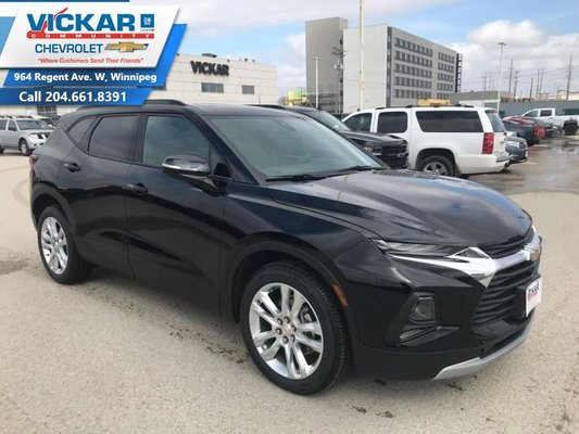 2019 Chevrolet Blazer True North  - $321.32 B/W