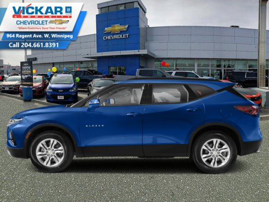 2019 Chevrolet Blazer 3.6