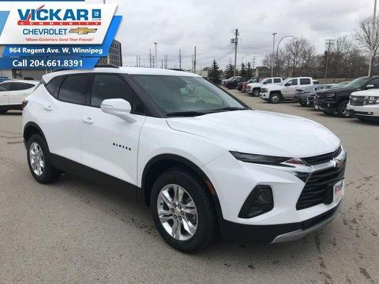 2019 Chevrolet Blazer 3.6  - $279.74 B/W
