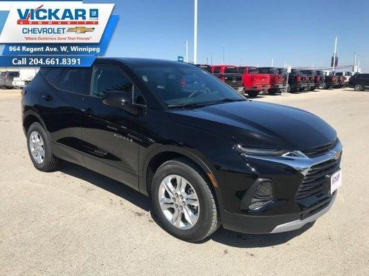 2019 Chevrolet Blazer 3.6  - $264.60 B/W