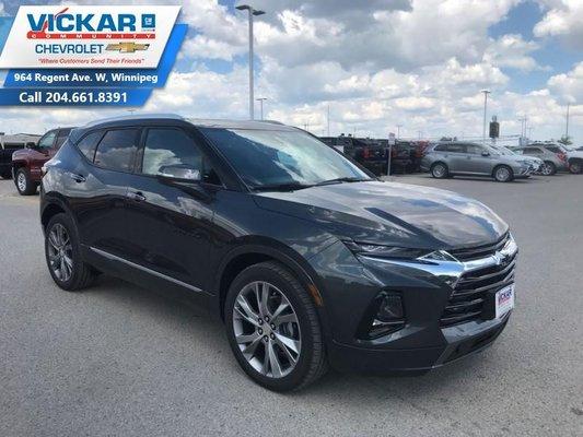 2019 Chevrolet Blazer Premier  - $360 B/W