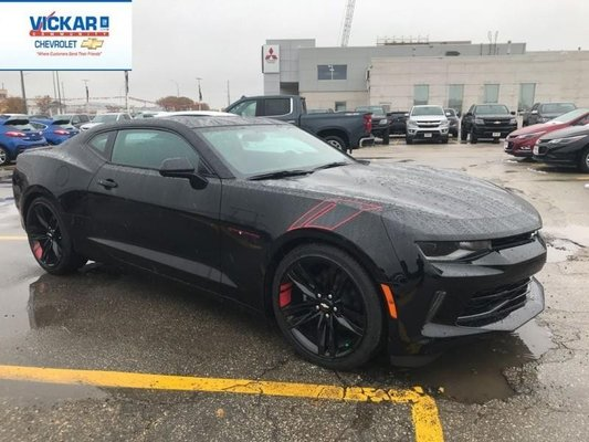 2018 Chevrolet Camaro LT  - $227.16 B/W