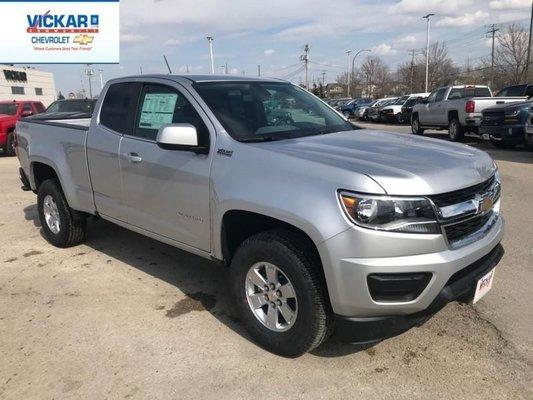 2018 Chevrolet Colorado Work Truck  - $203.71 B/W