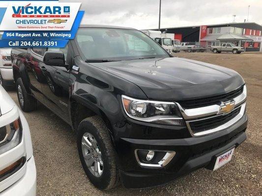 2018 Chevrolet Colorado LT  - $292.08 B/W