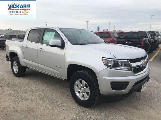 2018 Chevrolet Colorado Work Truck  - $220.34 B/W
