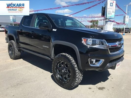 Lifted Chevy Colorado >> New 2018 Chevrolet Colorado Lt Custom Lifted 294b W