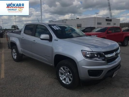 2018 Chevrolet Colorado LT  - $225.22 B/W