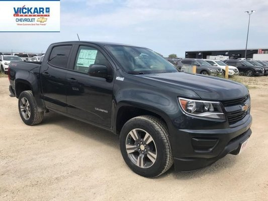 2018 Chevrolet Colorado Work Truck  - $221.61 B/W