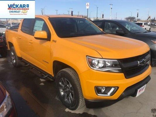 2018 Chevrolet Colorado Z71  - $264.52 B/W