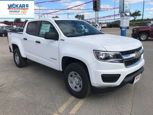 2018 Chevrolet Colorado Work Truck  - $236.75 B/W