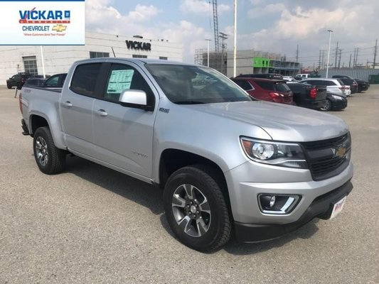 2018 Chevrolet Colorado Z71  - $231.88 B/W