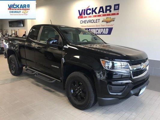 2018 Chevrolet Colorado Work Truck  - $214.71 B/W