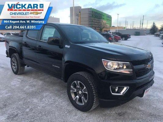 2019 Chevrolet Colorado Z71  - Z71 - $265.42 B/W