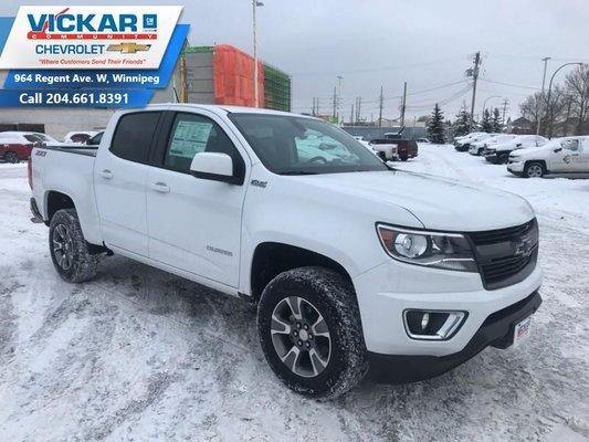 2019 Chevrolet Colorado Z71  - Z71 - $263.42 B/W