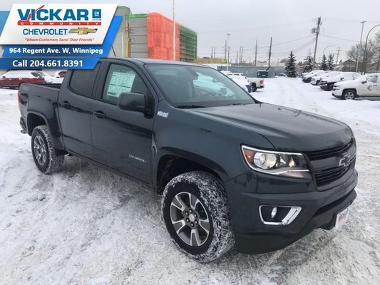 2019 Chevrolet Colorado Z71  - Z71 - $266.43 B/W